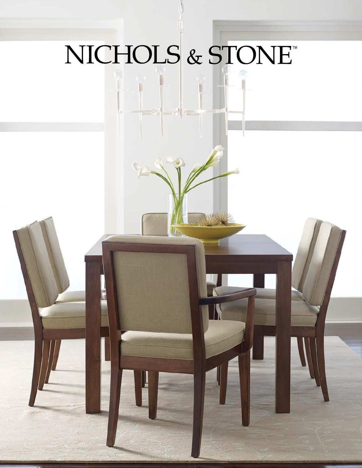 Nichols U0026 Stone Catalog By Stickley   Issuu