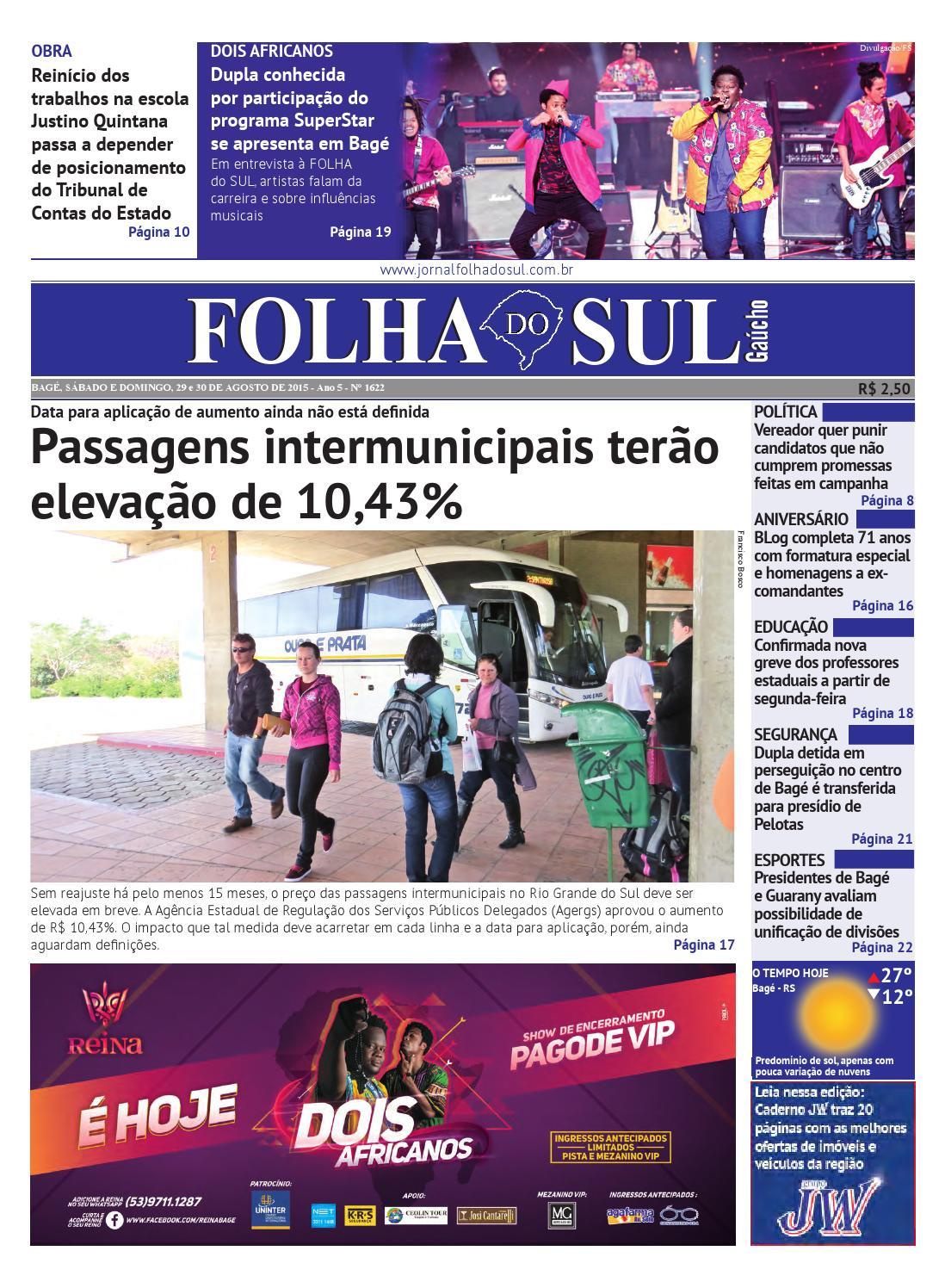 791cede8a Jornal Folha do Sul