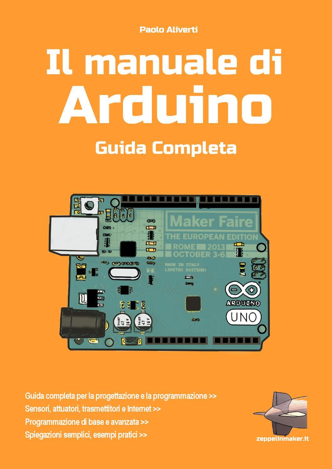 arduino manuale v0 3 by 3mweb issuu rh issuu com qt creator manuale italiano