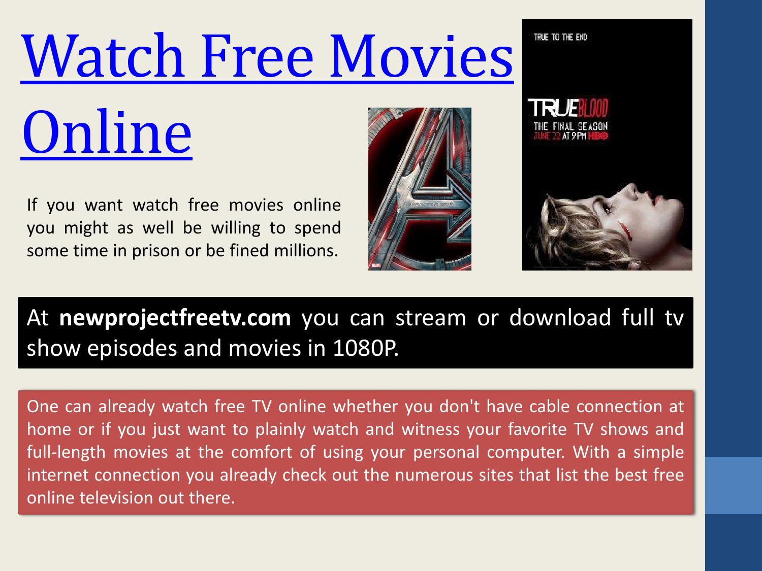 best free internet tv