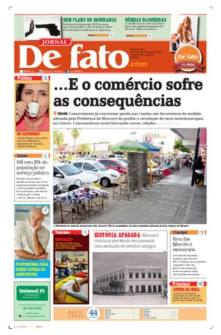 153a36e0fc Jornal de Fato by Jornal de Fato - issuu