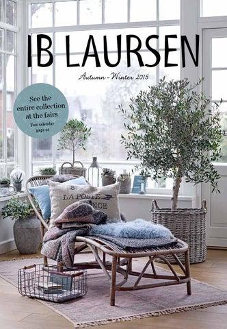 Ib Laursen catalogue AW 2015 by BestArchiDesign - issuu