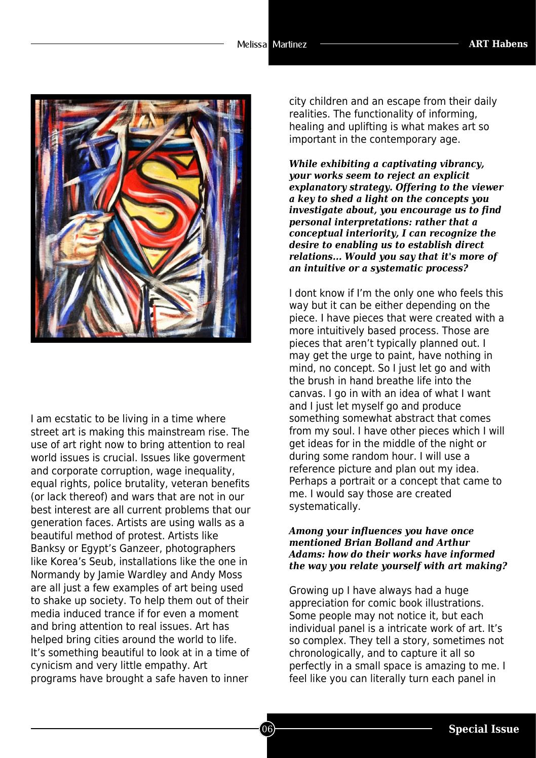 ART Habens Art Review // Special Edition // September 2015 by ART