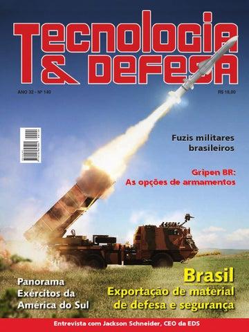 228b28d91c Revista T&D nº 140 by Tecnologia & Defesa - issuu