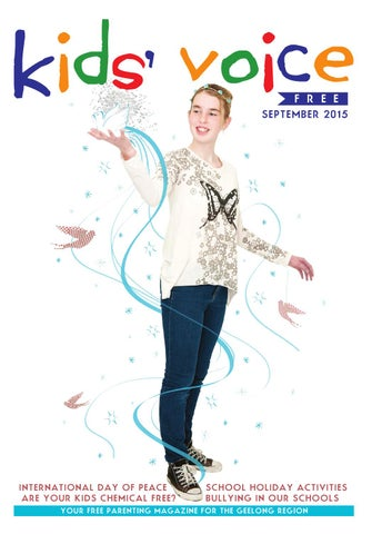d59aba6baf9a Kids Voice September 2015 by The Voice - issuu