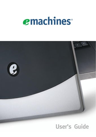 emachines m5000 series user s guide by memo nunez issuu rh issuu com emachines system user guide emachines system user guide