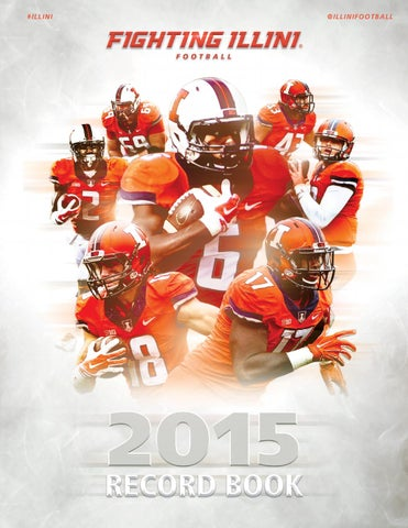 2015 Illinois Football Record Book by illiniathletics - issuu 814da2f75