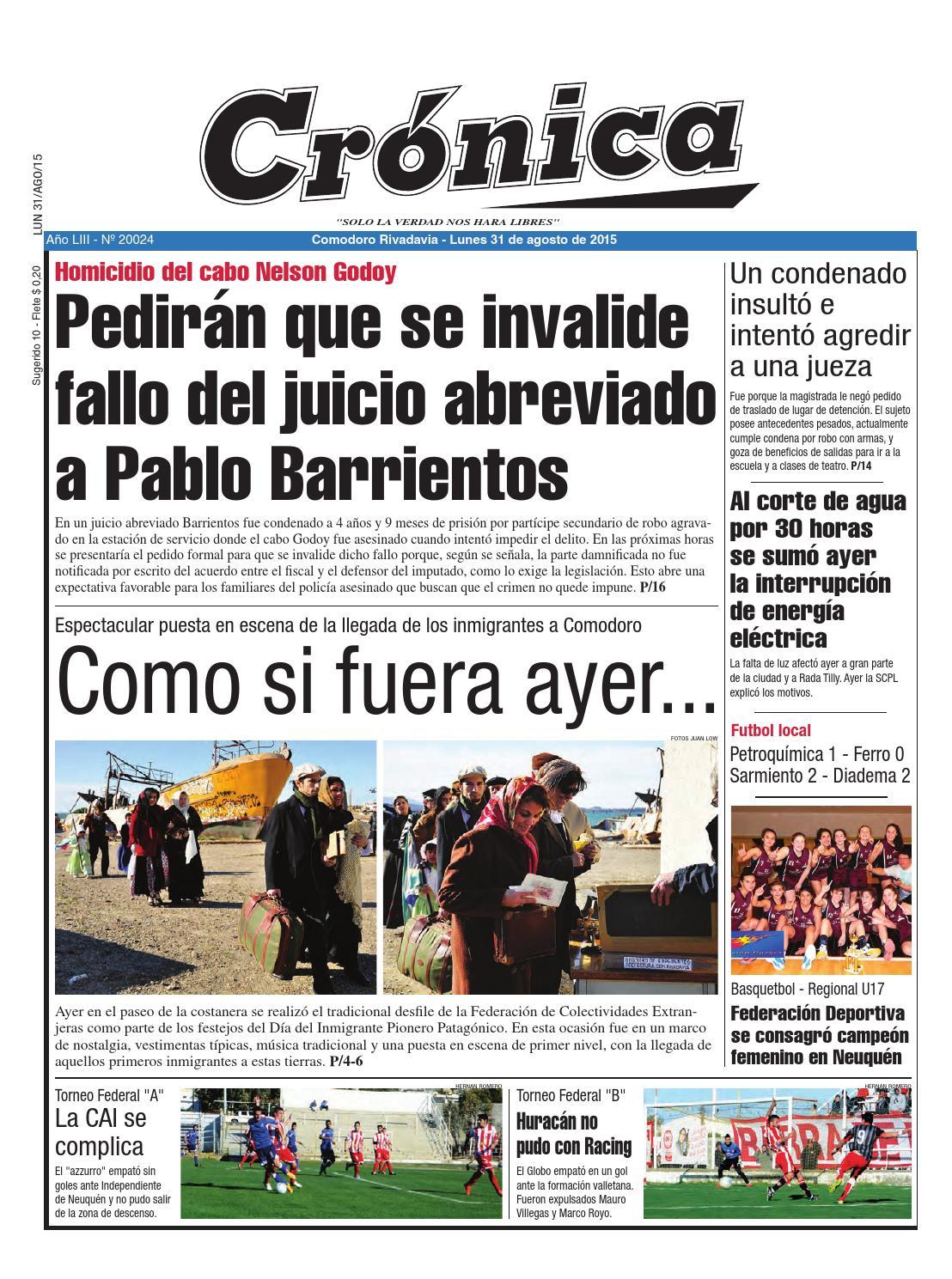 6083c658197acb406e02c6e8633c1a95 by Diario Crónica - issuu 1e531c0610bd8