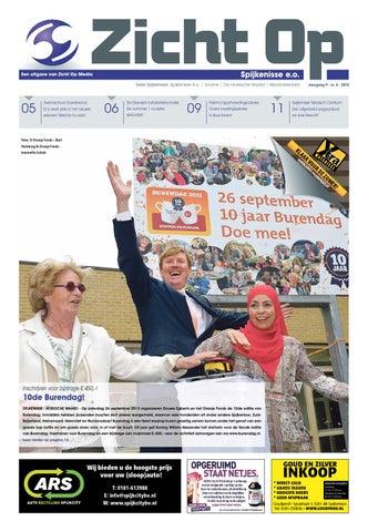5904822f3c2 Zicht Op Spijkenisse - Editie Spijkenisse e.o. - 201508 by Zicht Op ...
