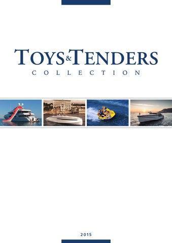 Toys & tenders 2015 by Navingo BV - issuu