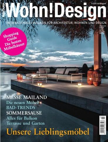 Lovely Wohn!Design 3/2015