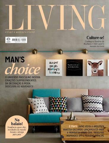 34952281ddec4 Revista Living - Edição nº49 - Agosto de 2015 by Revista Living - issuu