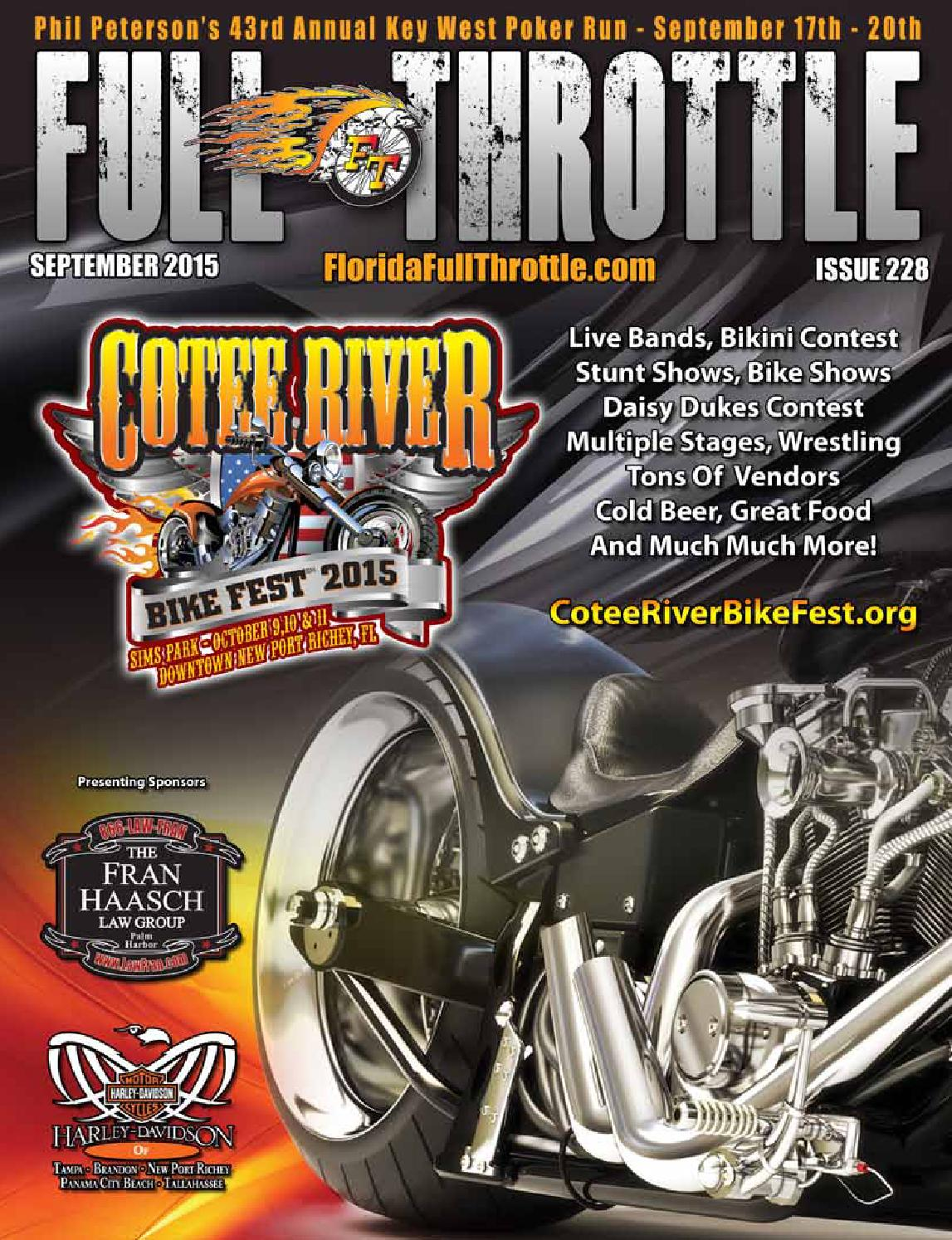 full throttle saloon and baby makes three
