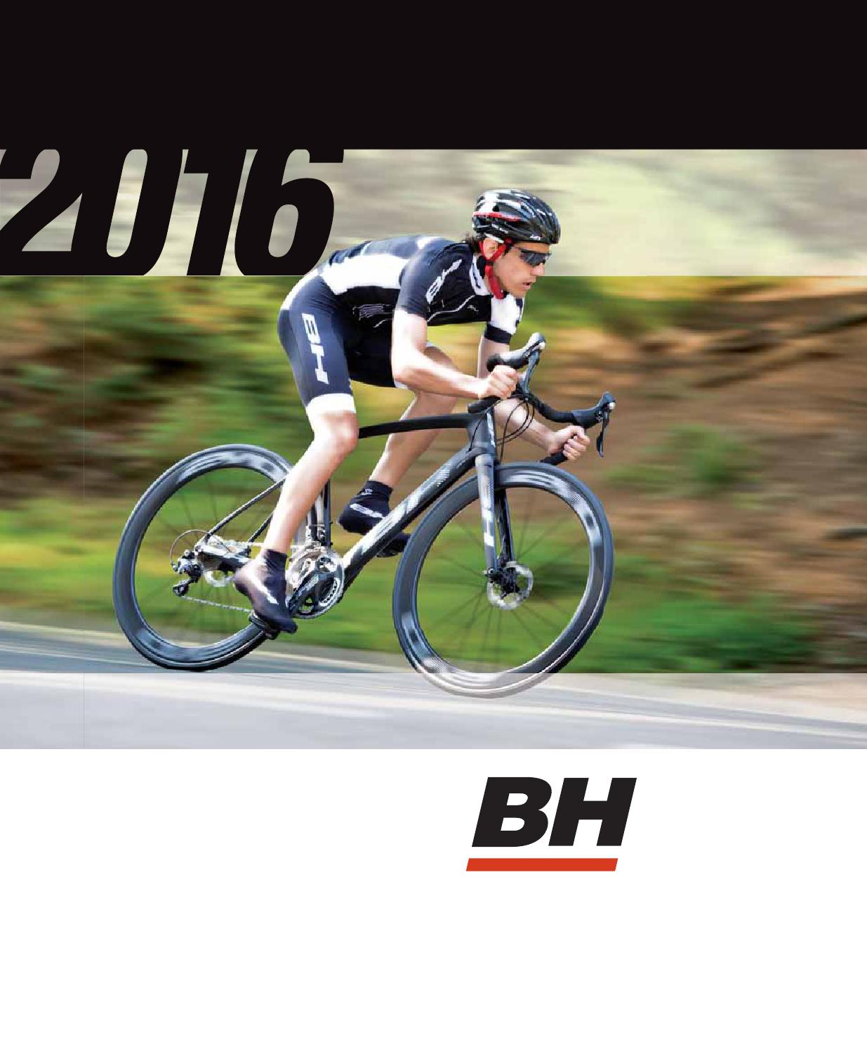 Catálogo de BH 2016 by TodoMountainBike - issuu