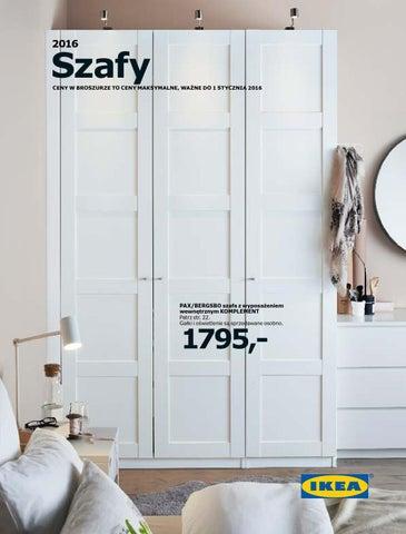 Ikea Katalog Szafy2016 By Finmarket Issuu