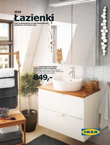 Ikea Katalog łazienki 2016 By Finmarket Issuu