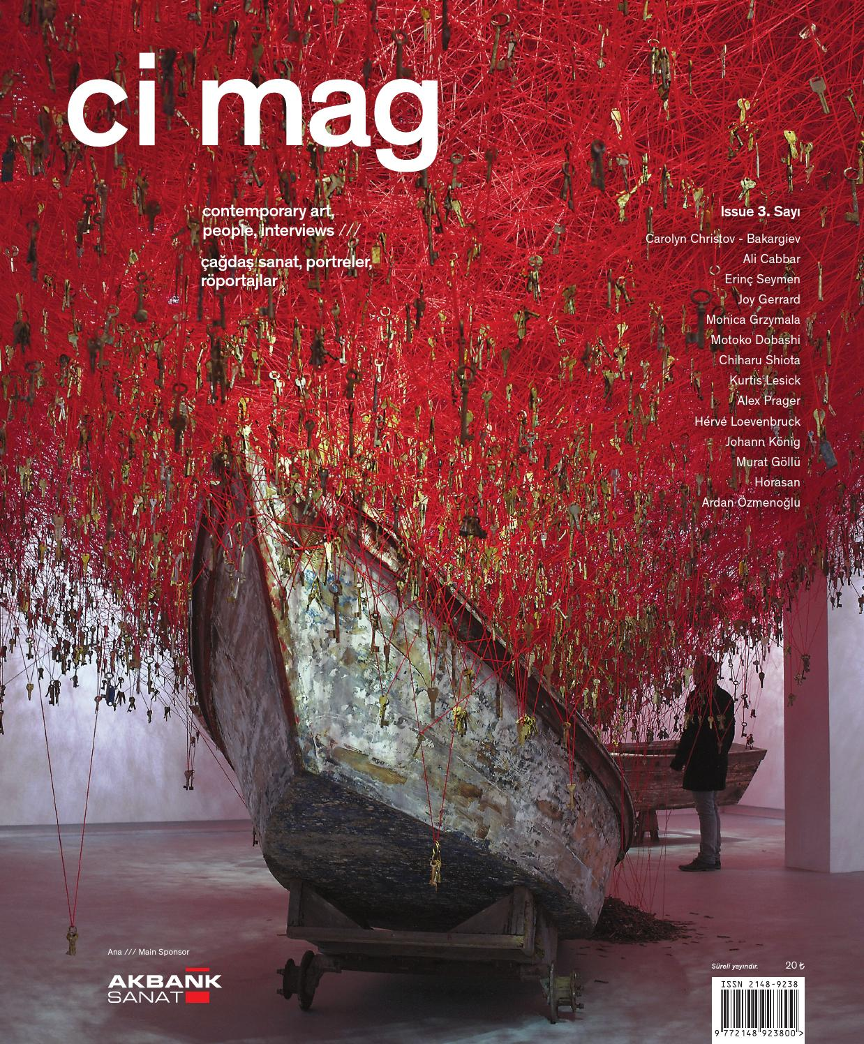 ci mag 3rd issue september 2015 by