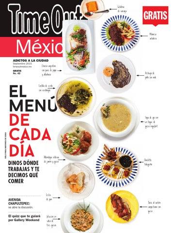 2015 Time By MéxicoSeptiembre México Issuu Out 3TluJFKc51