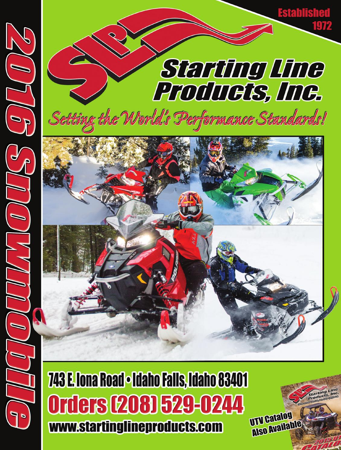 2016 Starting Line Products (SLP) Catalog by Starting Line Products - issuu