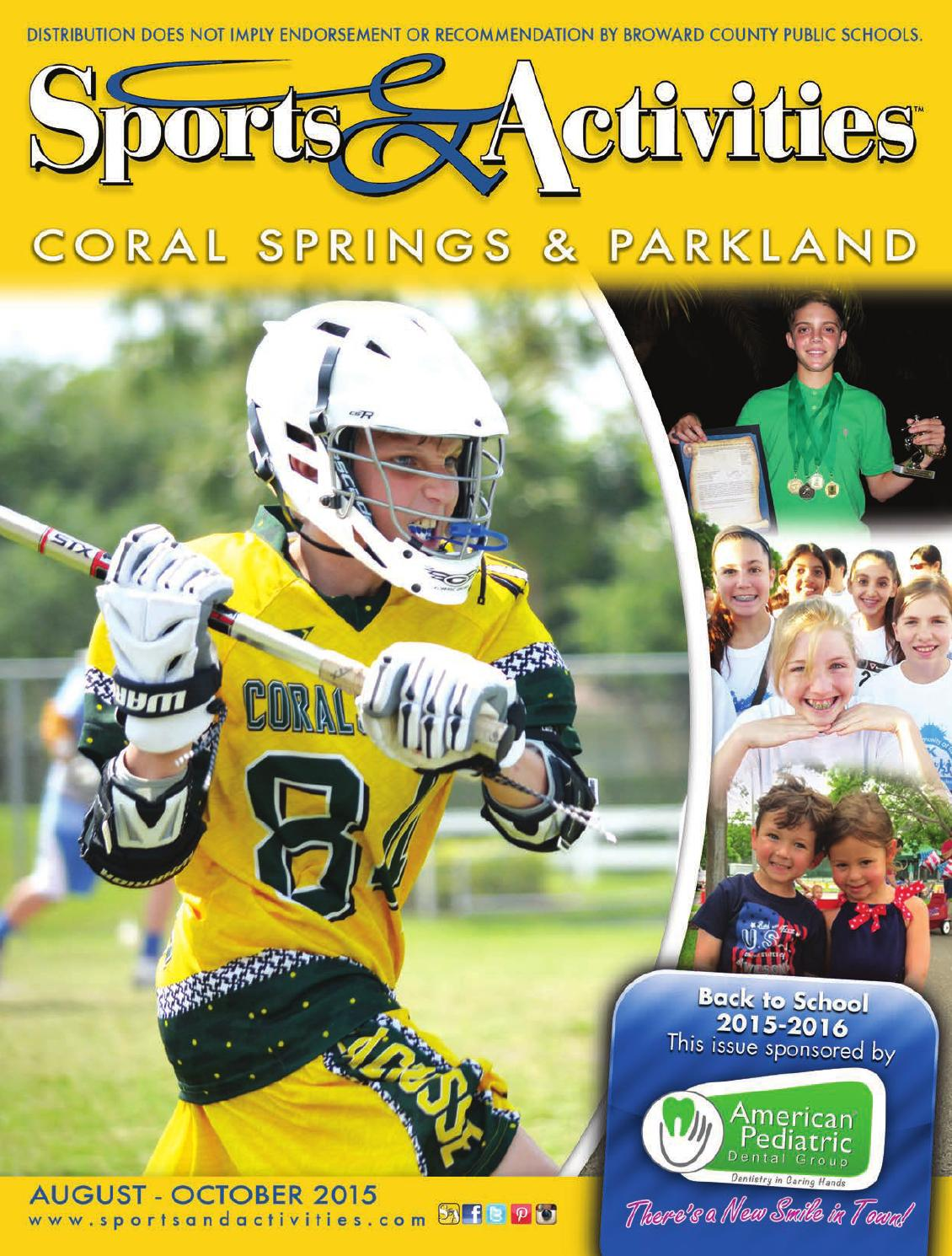 Country Kitchen Coral Springs Coral Springs Parkland Sports Activities Directory By Sports