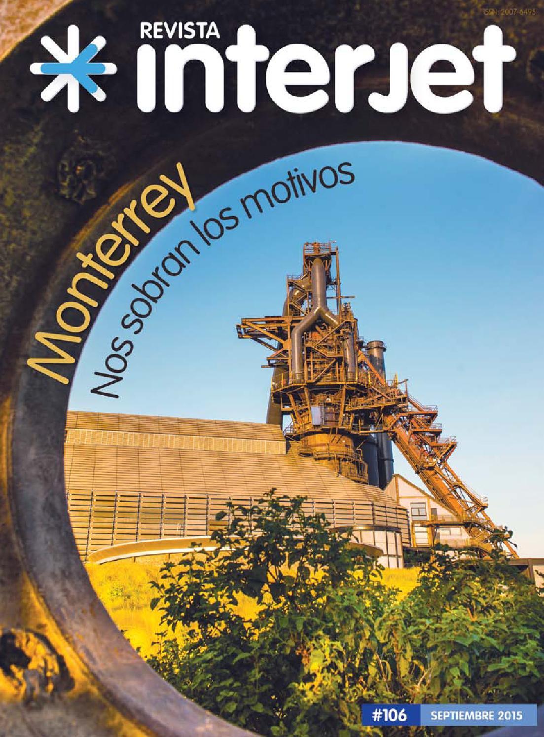 Revista Interjet Septiembre by Interjet - issuu c09553b8552