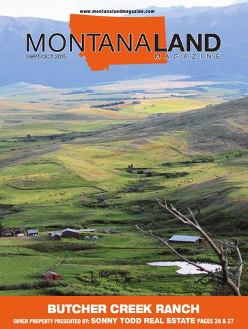 f23fc4d0fd1817 Montana Land Magazine - September October 2015 by Billings Gazette ...