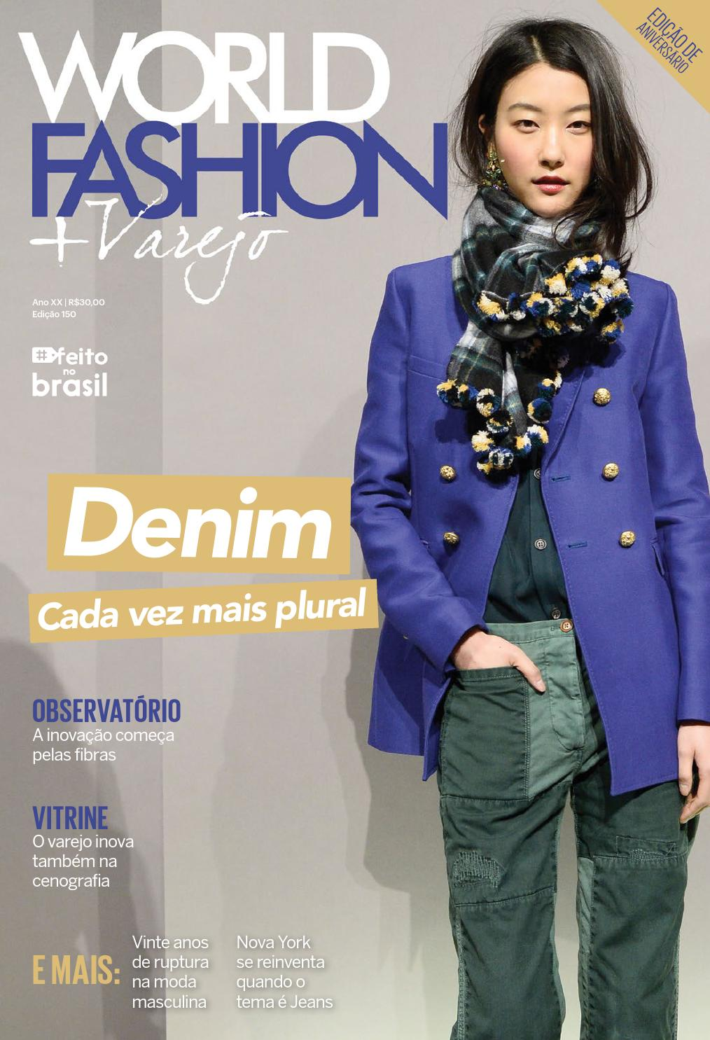 3acf0c1cb3 World Fashion 150 by World Fashion - issuu