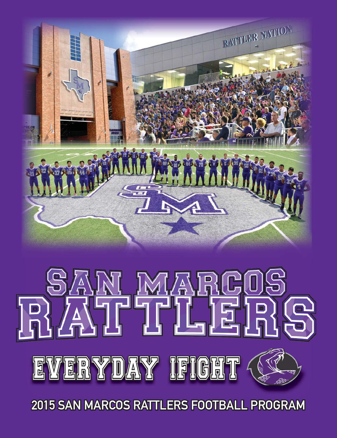 San Marcos Rattlers by Digital Publisher - issuu