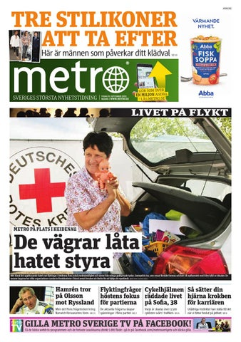 20150901 se malmo by Metro Sweden - issuu 6bb9afb2235f4