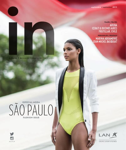 In Magazine Septiembre   September 2015 by Spafax - issuu b36282983d06b