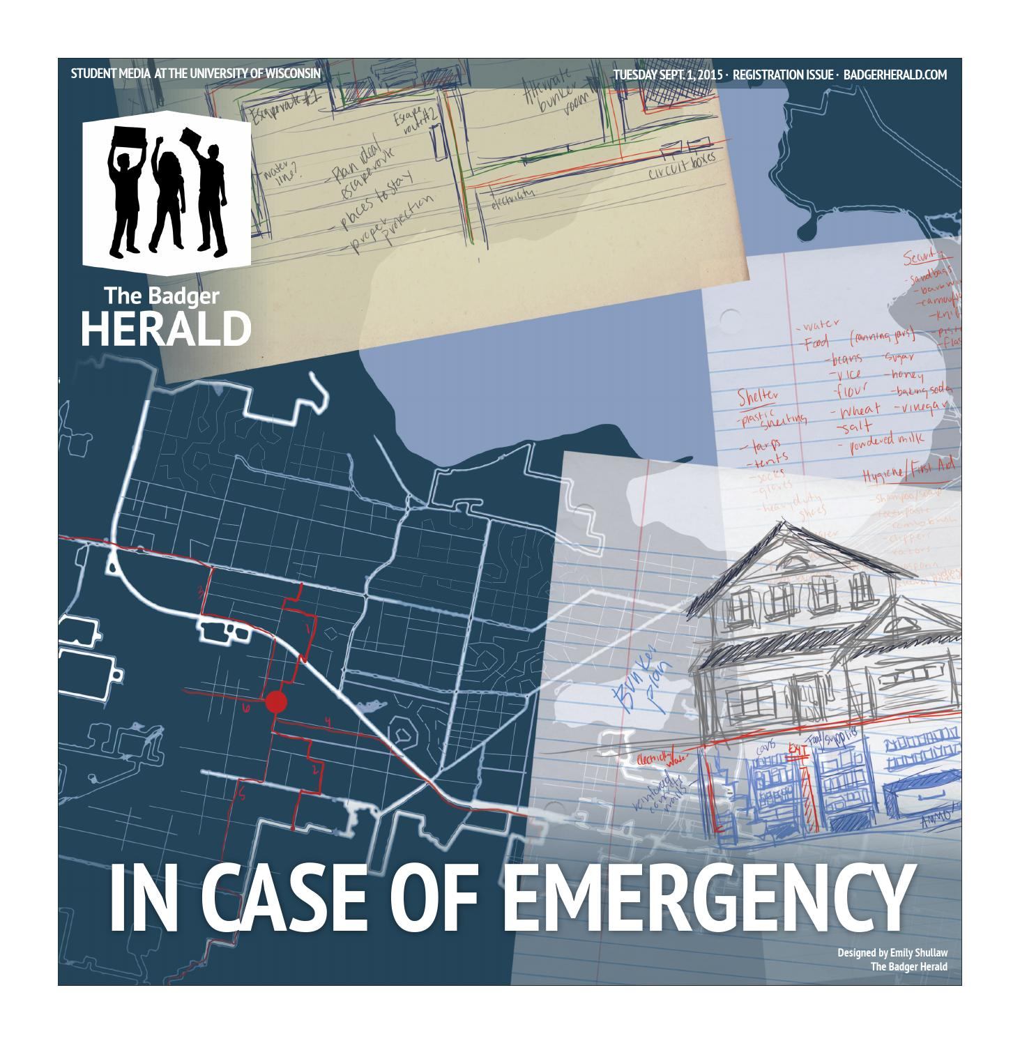 In Case Of Emergency by The Badger Herald - issuu