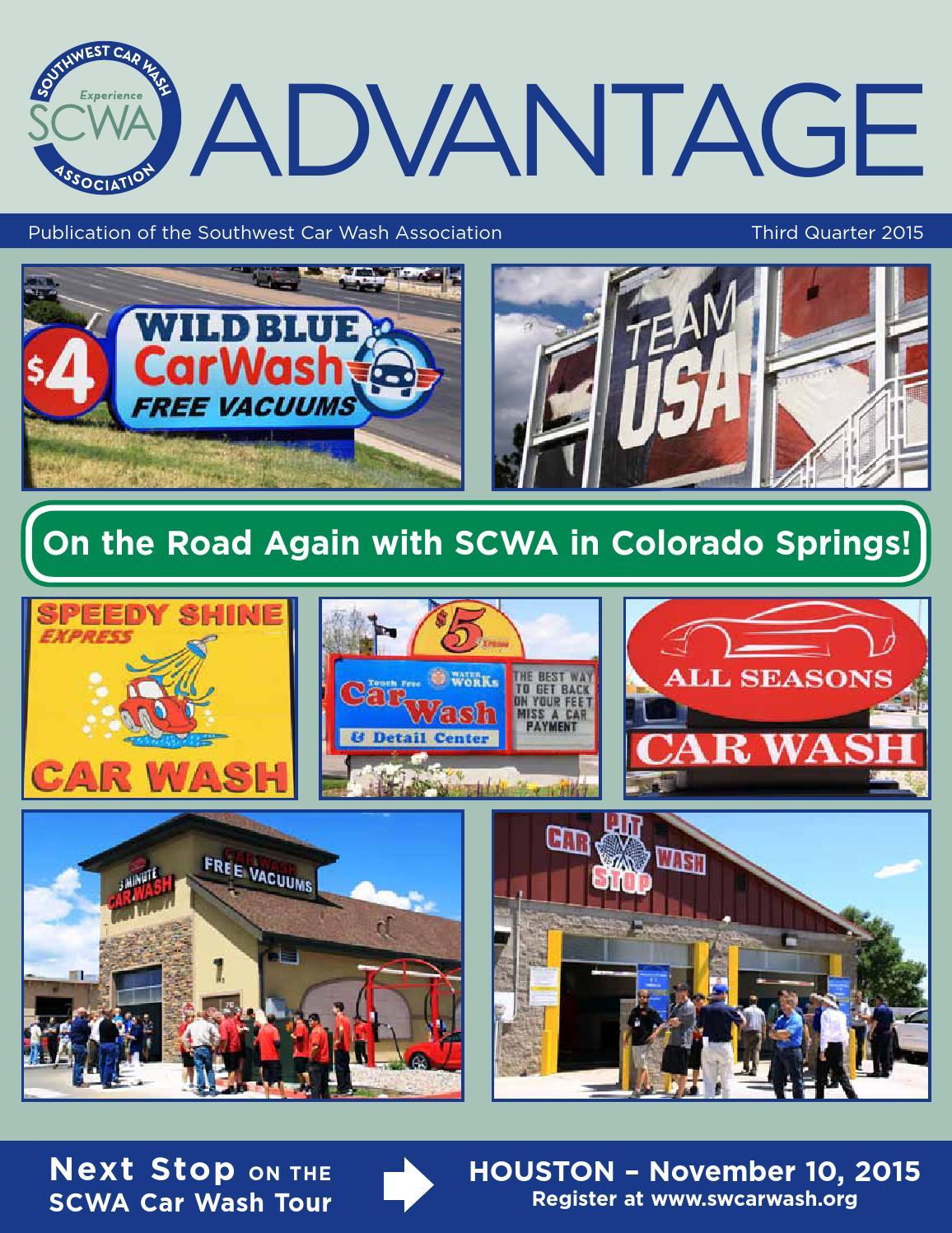 Southwest Bilvask Association - Advantage 3. kvartal-4702