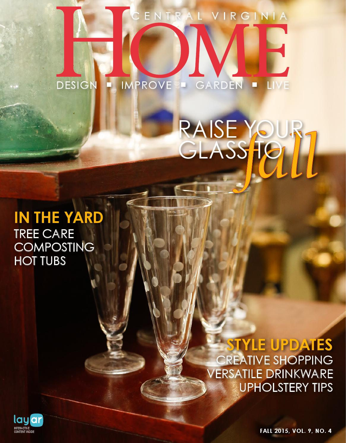 Central Virginia HOME Fall 2015 by West Willow Publishing Group - issuu