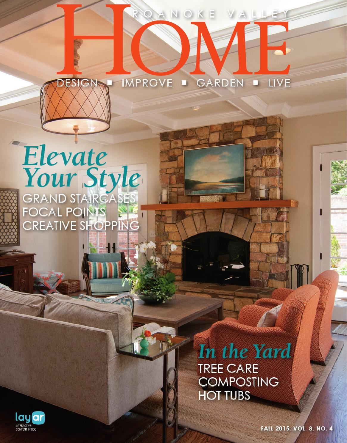 Roanoke Valley HOME Fall 2015 by West Willow Publishing Group - issuu