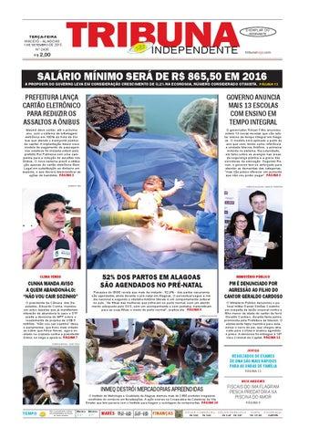 Edição número 2435 - 1 de setembro de 2015 by Tribuna Hoje - issuu 5cde74bd86726