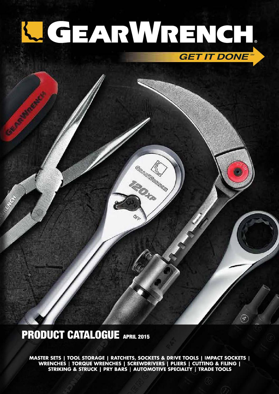 GearWrench KD 80574