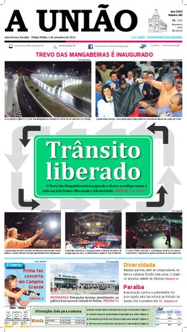 Jornal A União - 01 09 2015 by Jornal A União - issuu c5fdde661f