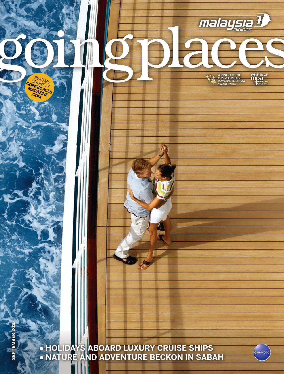 Going Places Sept 2015 By Spafax Malaysia Issuu Andrew Smith Bermuda Shorts Kuning 31