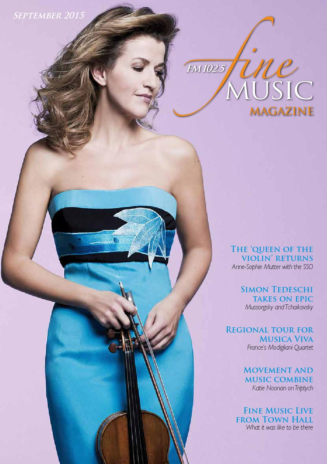 free delivery get new uk availability Fine Music Magazine - September 2015 by Editor - issuu