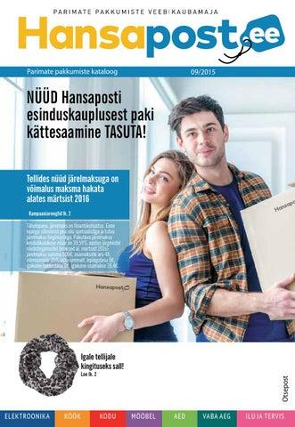 bdf82ddf8f3 Hansapost ee 09 2015 by Hansapost OY - issuu