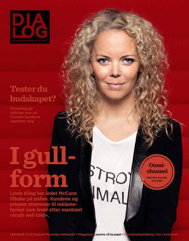 e0dc7b9d Dialog 2 2015 by Posten Norge AS - issuu