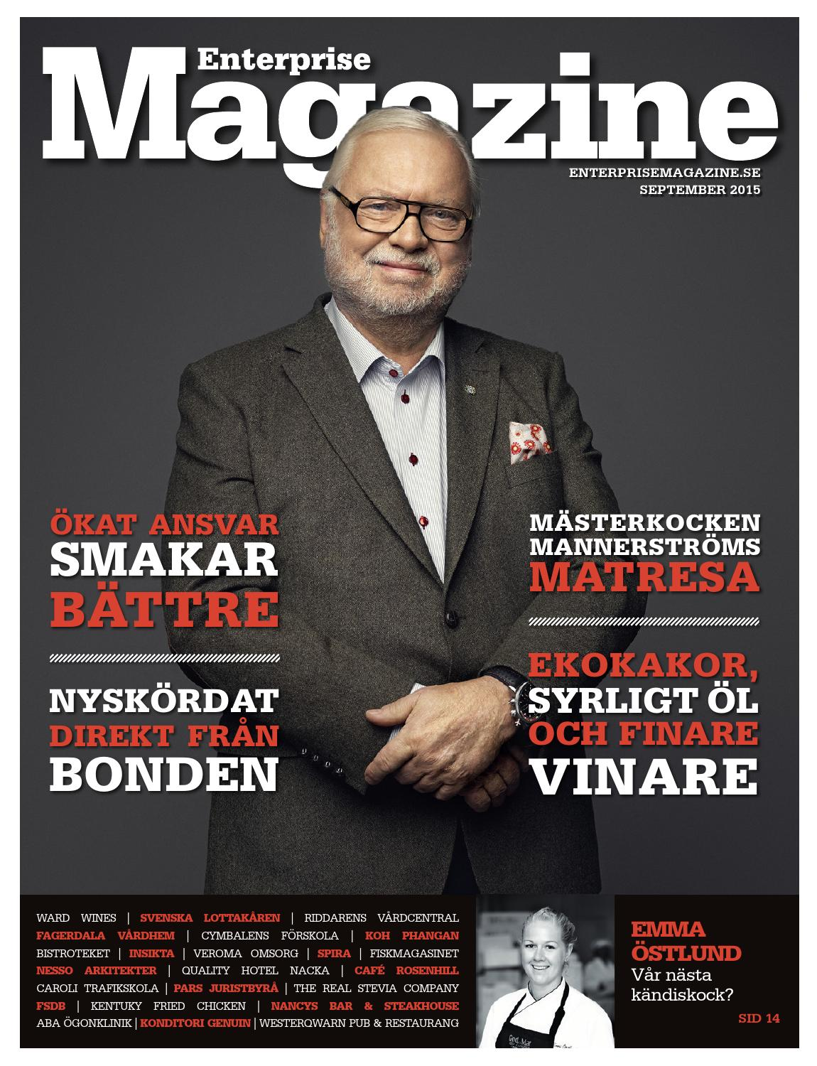 Enterprise Magazine September 2015 by RDS Förlag - issuu bc340d523a02e