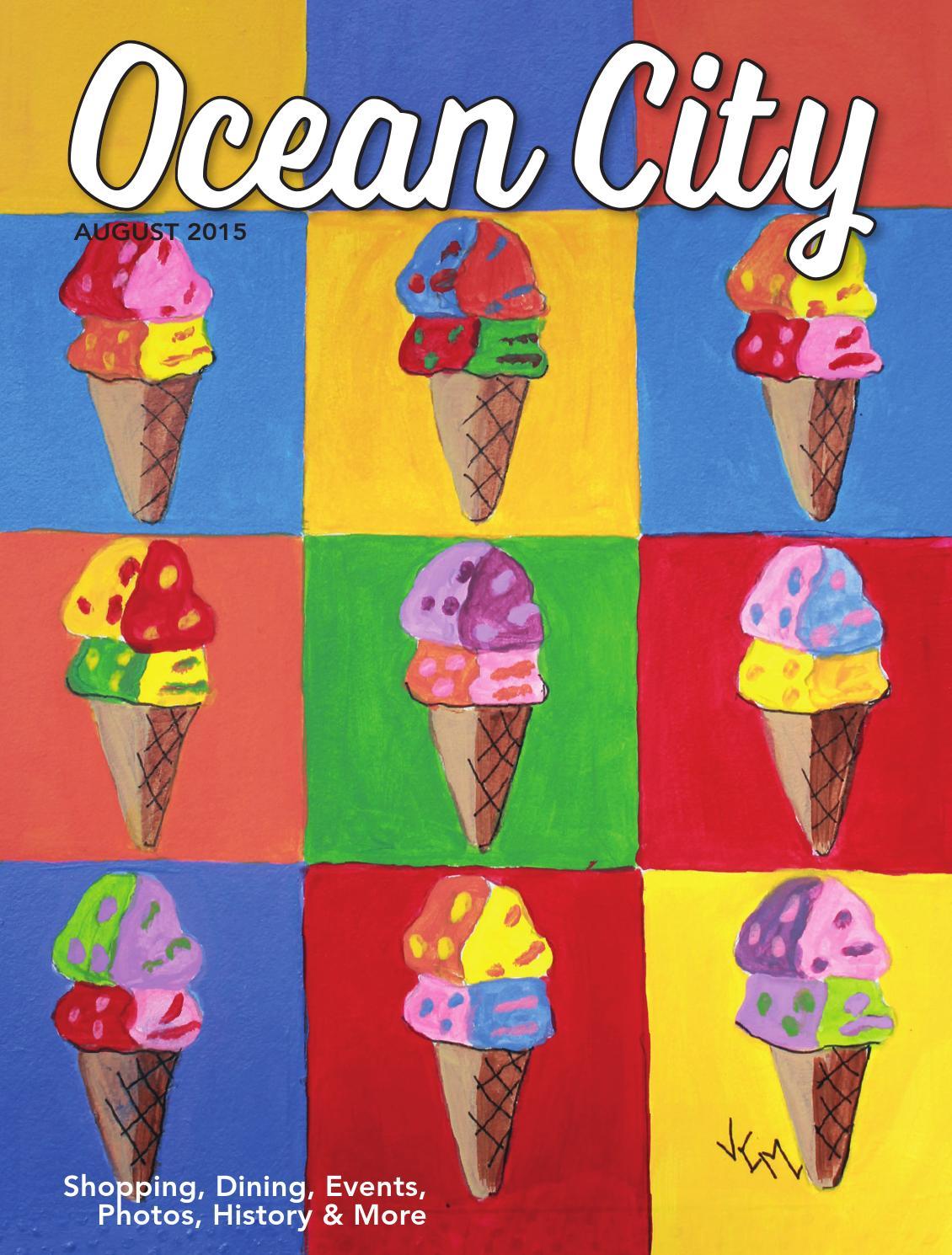 51fbaaee9dcc4 August 2015 Ocean City Magazine by Ocean City Magazine - issuu