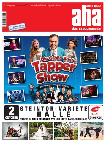 7f7a3b3fb5a424 September 2015 | aha - alles halle by Mediengruppe Mitteldeutsche ...
