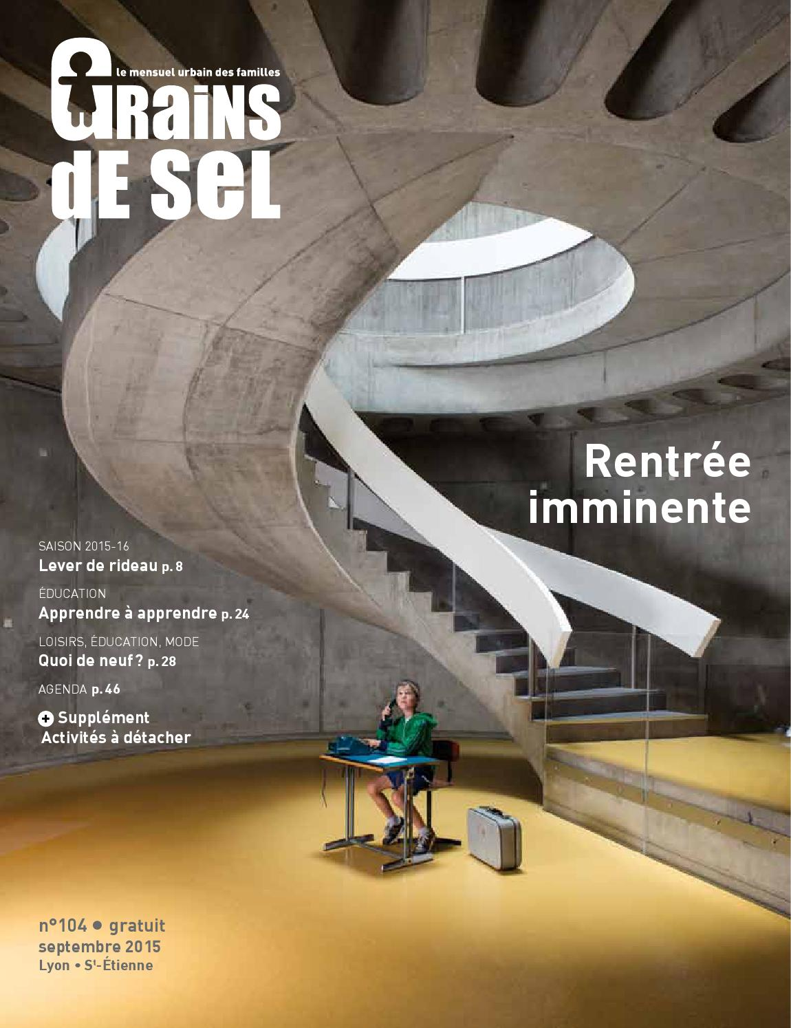 995bc01f1ce4 Grains de Sel n°104 by Grains de Sel - issuu