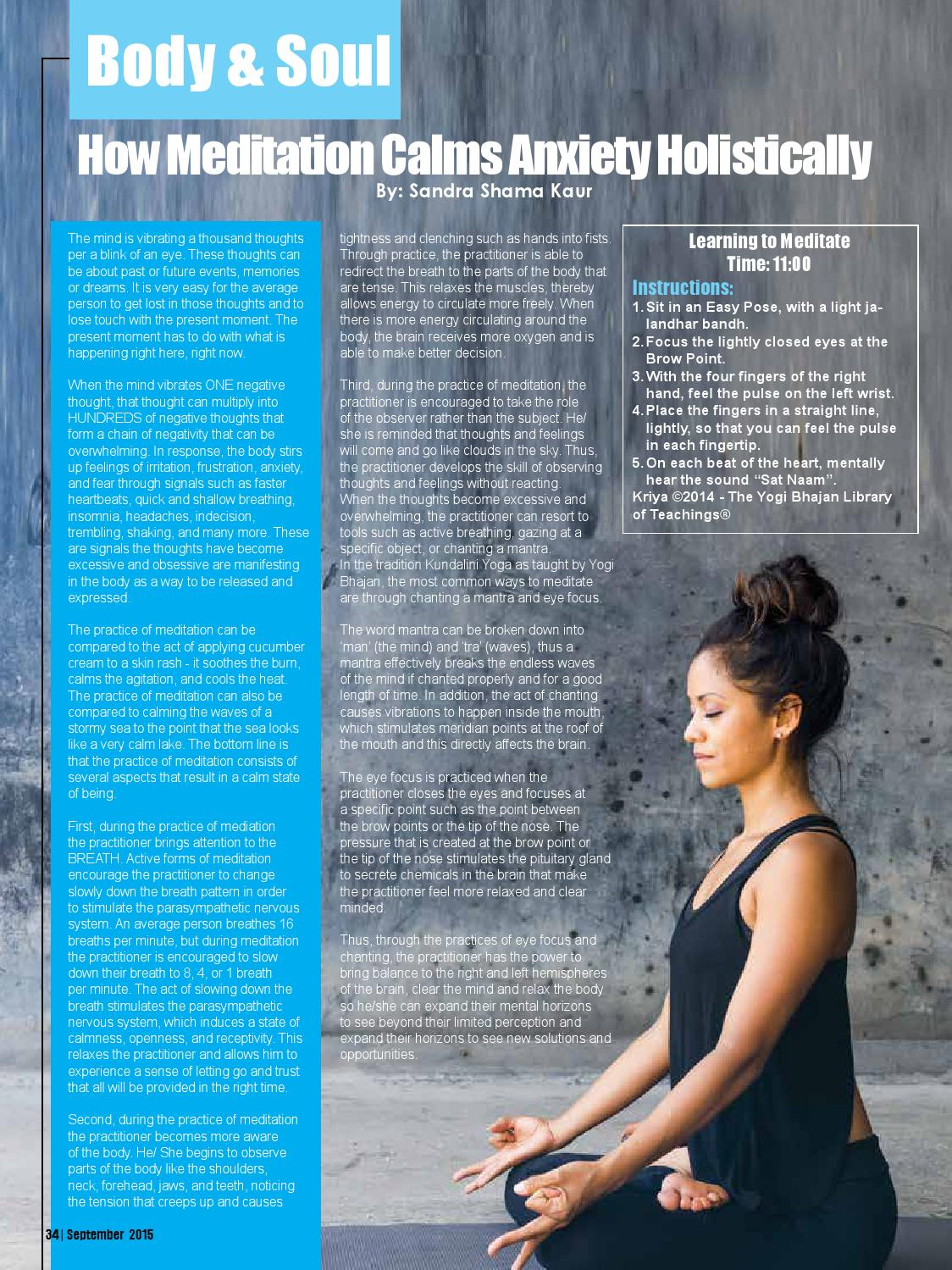 September's issue by The Fitness and Lifestyle Magazine - issuu