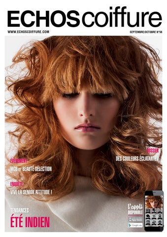5d66056b957 ECHOScoiffure n°56 France by Eurobest Products - issuu