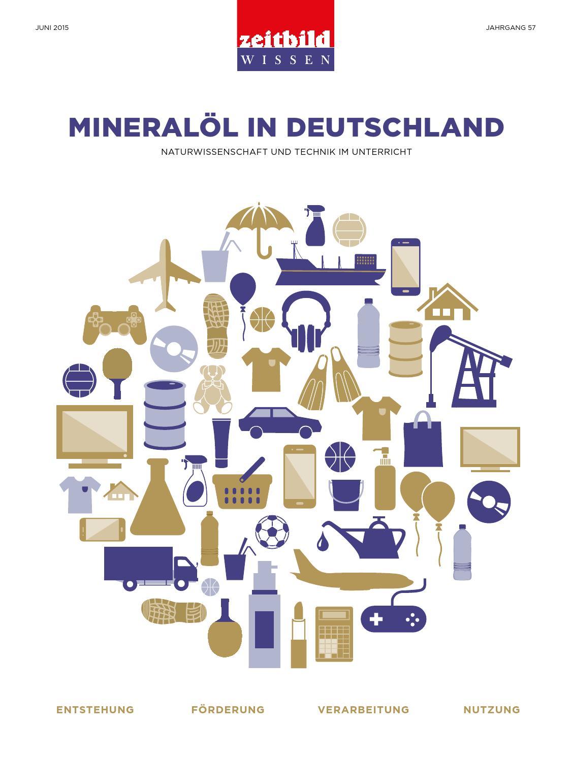 Mineralöl in Deutschland by Zeitbild Verlag - issuu