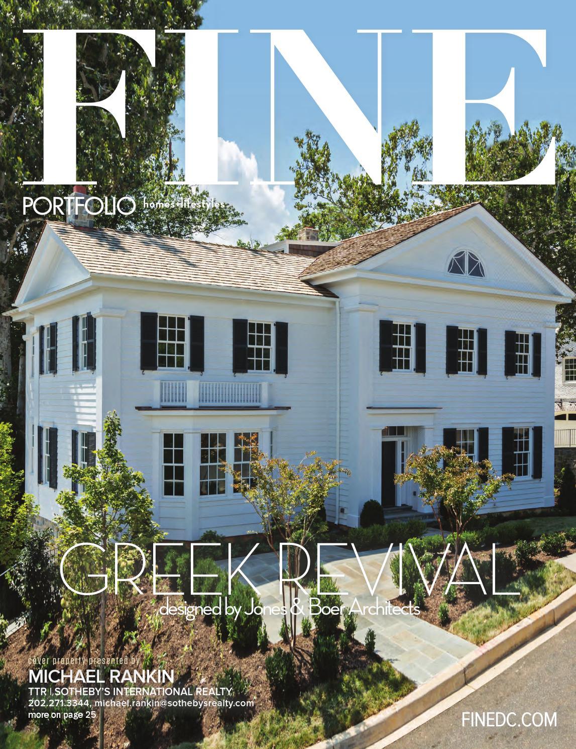 FINE Portfolio   09/15 by FINEdc - issuu