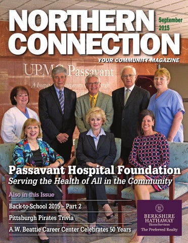 Northern Connection Magazine - September 2015 Issue by Northern